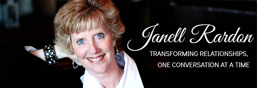 Janell Rardon - Author & Speaker