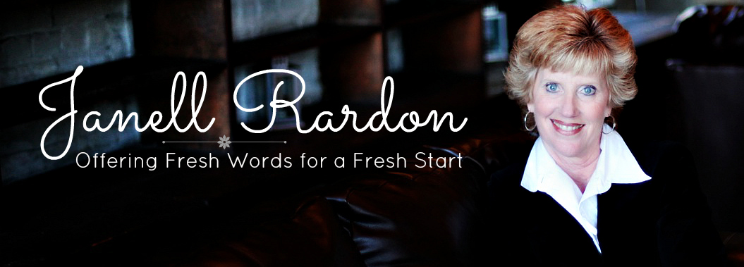 Janell Rardon - Author & Life Coach