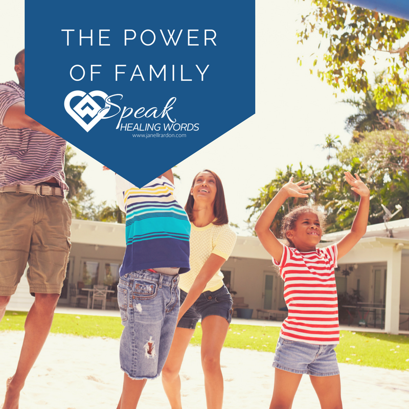 The Power of a Healthy Family